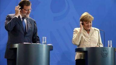 > Rajoy, pendiente de la situaci�n: