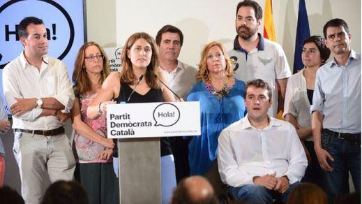 Primarias en el 'nuevo' Partit Democràta Català: Artur Mas, presidente; Neus Monte, 'supervice' y Marta Pascal 'número 3'