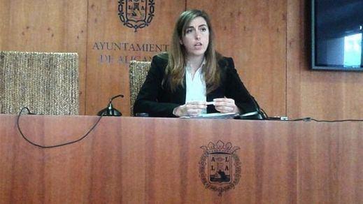 Podemos expulsa a la concejala alicantina Nerea Belmonte por adjudicar contratos a compañeros de partido