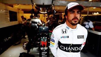 Alonso saldrá séptimo en el GP de Hungría: 'Ha sido la mejor clasificación de la temporada'