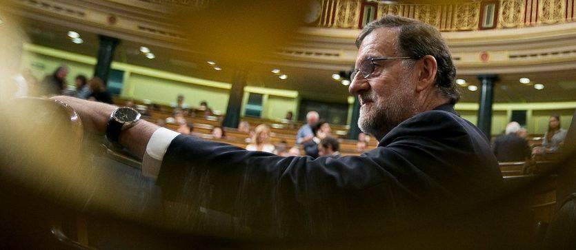 El PP vuelve a presionar: Rajoy no irá a la investidura la próxima semana sin apoyos