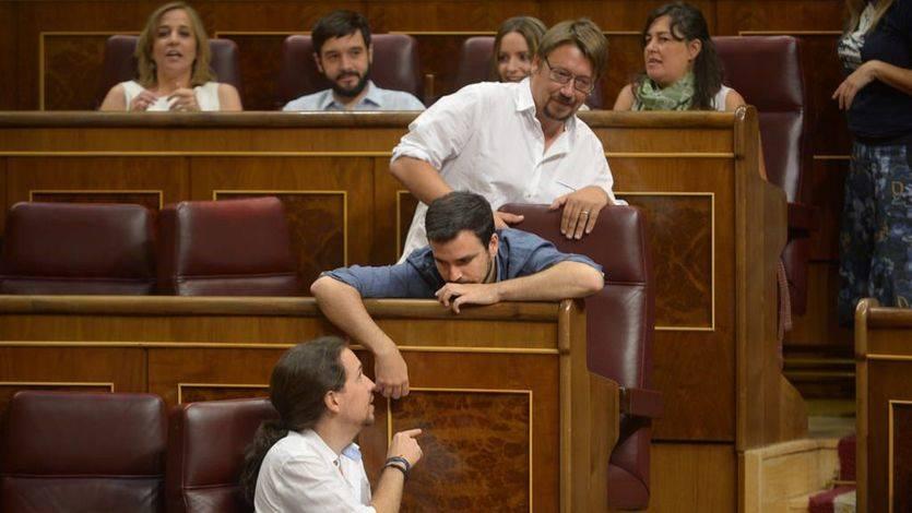 En Comú Podem renuncia a presentar grupo propio en el Congreso