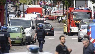 Confirmado: el ataque con rehenes en Normand�a ten�a la firma del Estado Isl�mico
