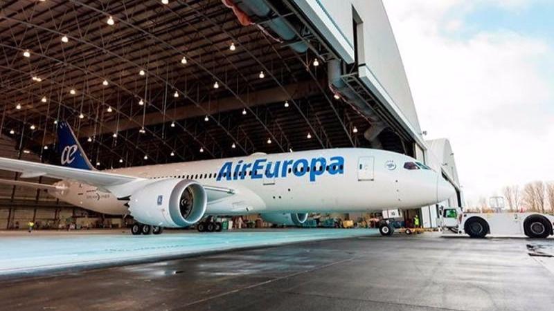 Desconvocada a última hora la huelga de pilotos de Air Europa del 30 de julio al 2 de agosto