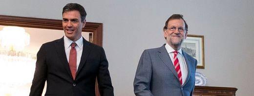 El silencio de Sánchez, única 'esperanza' para evitar que la investidura de Rajoy fracase
