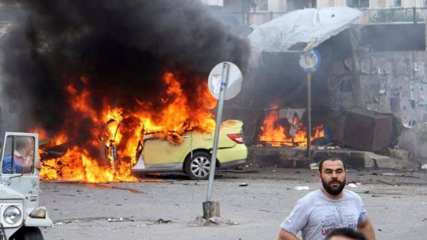 El horror de Estado Islámico más allá de Europa: al menos 50 muertos en un atentado en Siria