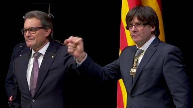 Catalu�a abre la guerra definitiva: el Parlament lanza oficialmente el proceso para dejar Espa�a