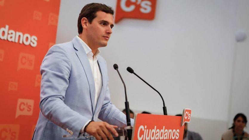 Ciudadanos exige a Rajoy que dé explicaciones sobre Bárcenas si quiere su apoyo