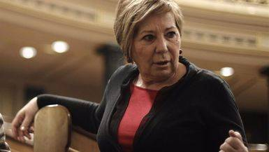 La �ltima de Villalobos: patinazo al cambiar de tema cuando era preguntada sobre el procesamiento del PP en el caso B�rcenas