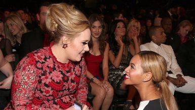 Beyonc� y Adele lideran las nominaciones a los MTV VideoMusicAwards 20016