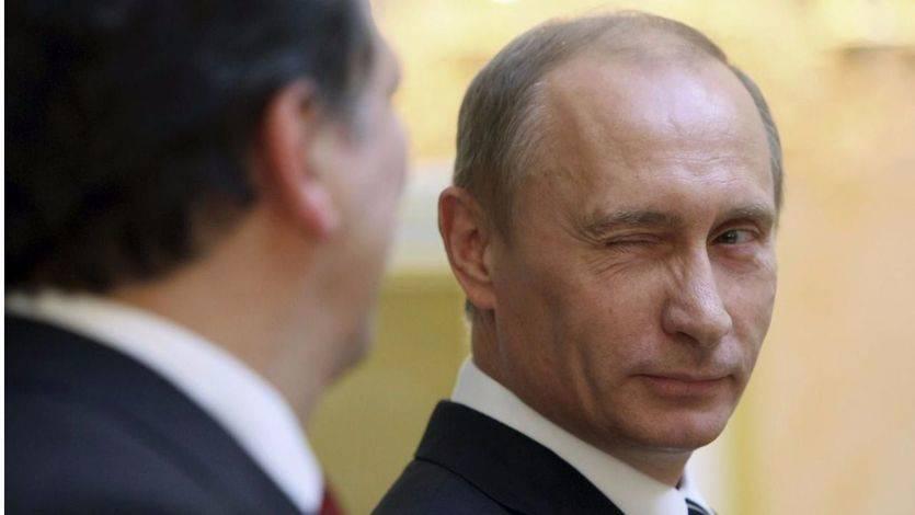Putin considera una 'campaña política' las sanciones por dopaje a los atletas rusos