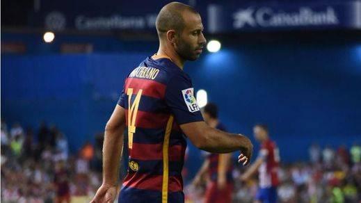 Mascherano renueva para las 3 próximas temporadas con el Barcelona