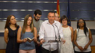 La alternativa de Pedro S�nchez o la repetici�n electoral cobran fuerza ante el bloqueo