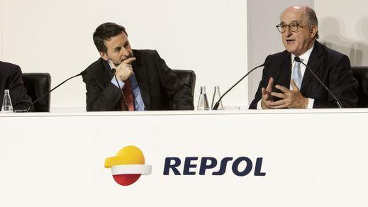 Repsol gana hasta junio un 39,3% menos tras dotaciones de 346 millones