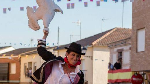 El Pacma denuncia las salvajes decapitaciones de gansos de Carpio de Tajo