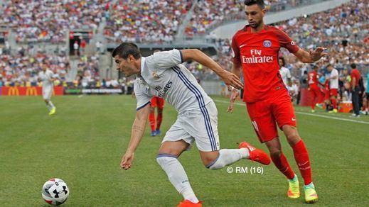Un Madrid plagado de canteranos cae en su primer amistoso de pretemporada ante el PSG (1-3)