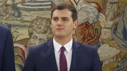 Rivera hace un último intento por un gobierno de consenso entre PP, PSOE y Ciudadanos