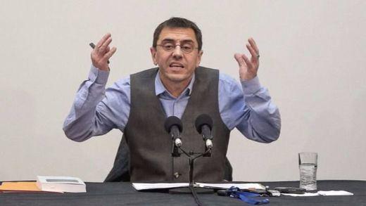 Monedero contraataca: denunciará a la Complutense por 'revelación de secretos'