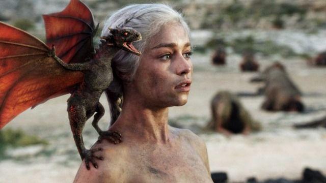 Los dragones de Juego de Tronos mutan en... ¡hormigas!