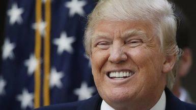 Trump aclara su �ltima 'rajada' en la que invit� a Putin a espiar a Hillary Clinton