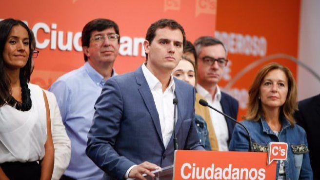 Ciudadanos reiterará a Rajoy su abstención y rechazará negociar un cambio de postura