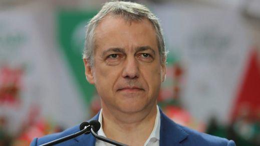 Urkullu adelanta las elecciones vascas al 25 de septiembre