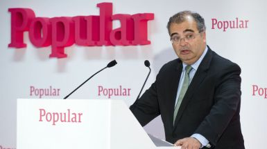 Banco Popular gana 94 millones de euros en el primer semestre