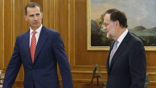 El PP admite que Rajoy podría no ir a la investidura y que la Constitución no lo prohíbe