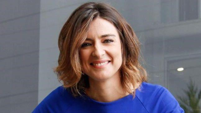 Sandra Barneda: 'Hable con ellas va a ser en directo y eso me encanta'