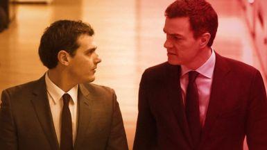 Rajoy pone en marcha el calendario negociador: se cita ya con S�nchez y Rivera