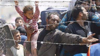 Crisis de los refugiados un a�o despu�s: casi en el olvido el peque�o Aylan y los millones de desplazados