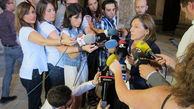 El Gobierno exige al Constitucional mano dura en Catalu�a: 'No basta con una mera declaraci�n de nulidad'