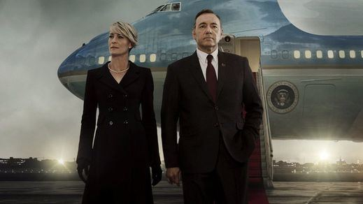 Underwood vs. Underwood en la 4ª temporada de House of Cards