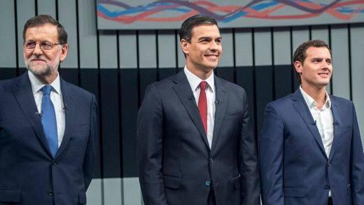 Rajoy ofrece ahora a Sánchez negociar el pacto que fimaron PSOE y Ciudadanos en febrero y que el PP se negó a contemplar