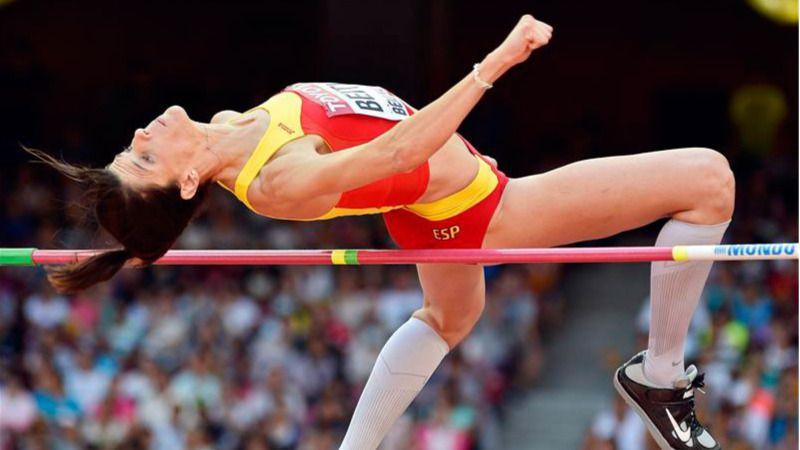 Nuestras opciones en Río 2016: Ruth Beitia, gran esperanza blanca de medalla, incluso de oro, en atletismo