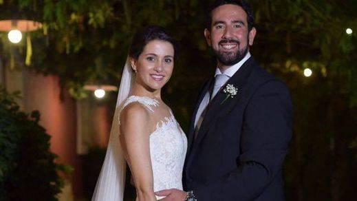 La boda de Inés Arrimadas con un ex diputado de Convergència