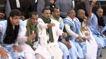 Piden la libertad para los saharauis de Gdeim detenidos por Marruecos en 2010 cuyo juicio militar ha sido anulado