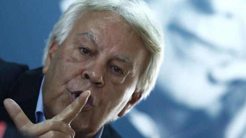 Felipe González vuelve a causar un terremoto en el PSOE tras pedir que se deje gobernar a Rajoy