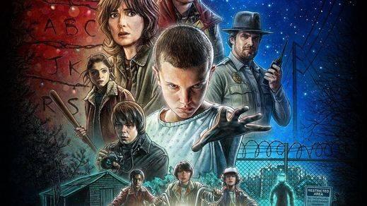 'Stranger Things', la serie de la que todos hablan y que vuelve a la magia de los 1980