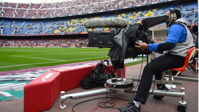 Fútbol televisado en abierto, cada año peor: sólo los viernes y sin los grandes ni los equipos europeos