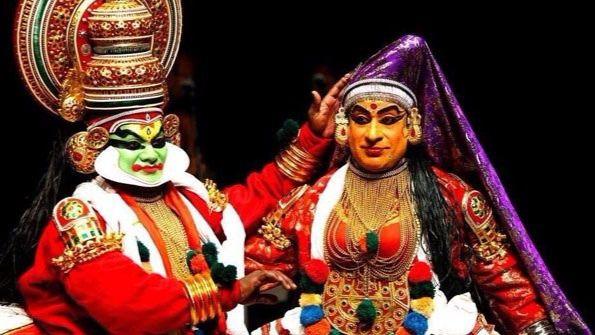 'Kijote Kathakali', una hermosa, sorprendente y singular visión del héroe cervantino desde el subcontinente indio