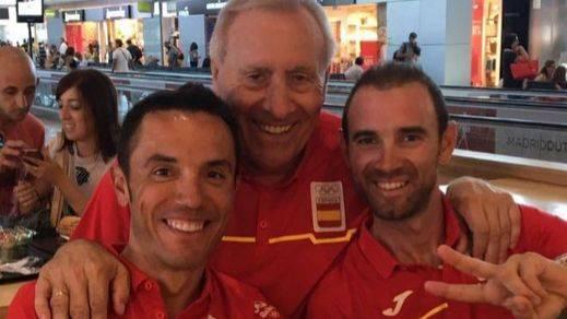 Valverde y 'Purito', grandes y sólidas esperanzas blancas del ciclismo en los Juegos de Río