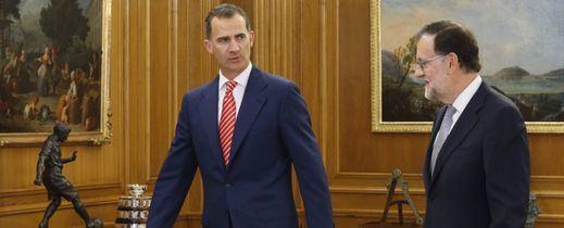 Rajoy podría trasladar este miércoles al Rey su fracaso negociador... ¿esquivando así la votación de investidura?