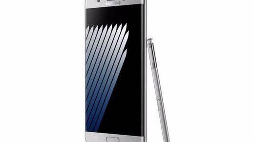 El nuevo Galaxy Note 7 se abrirá con los ojos