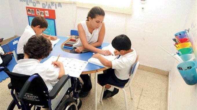 Discapacitados y marginados: sólo el 2% de este colectivo cursa estudios superiores y más de un 11% carecen de formación