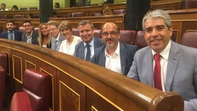 Convergència podría formar grupo con ERC en el Congreso, su aliado en 'Junts Pel Sí'