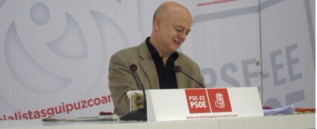 Odón Elorza (PSOE)