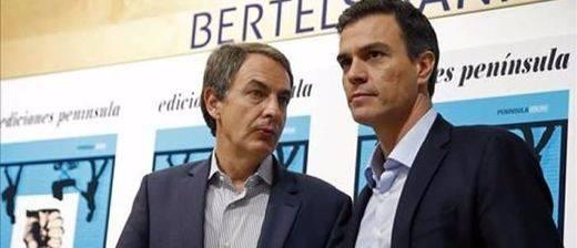 A Sánchez le crecen los enanos: Zapatero se une al club de los ex presidentes 'consejeros'