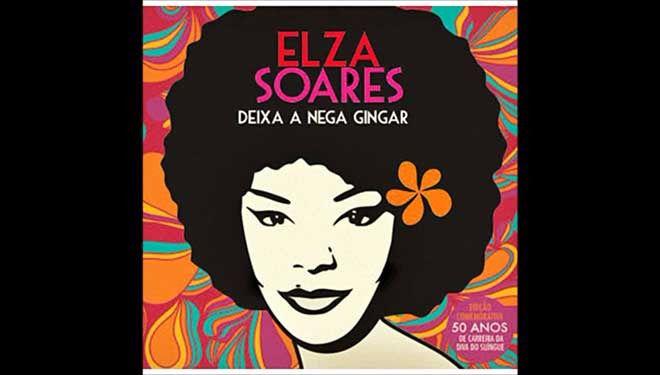 La increíble historia de Elza Soares: la estrella de la ceremonia inaugural de los Juegos de Río
