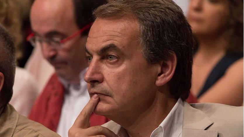 División en el PSOE ante las palabras de Zapatero sobre el voto en la investidura